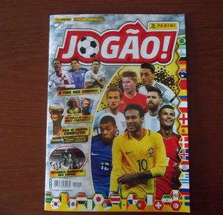 Revista Jogão - Nº 1 - Copa Do Mundo 2018 Rússia