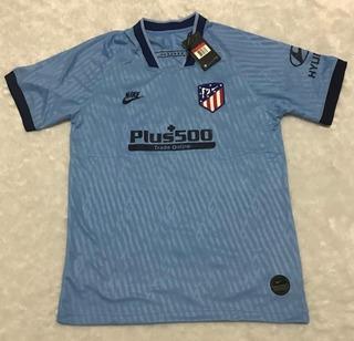 Camisa Atlético De Madrid Third 2019/2020 - Pronta Entrega