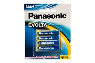 Batería Panasonic Lr03egl/4b - Alcalino
