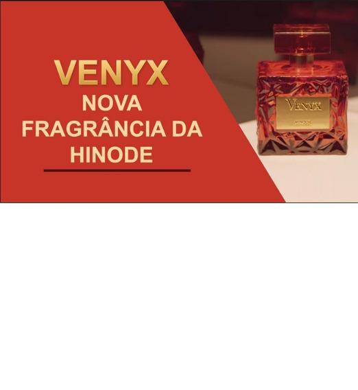 2 Perfumes Femininos Venyx E Lesér Hinode Lançamentos