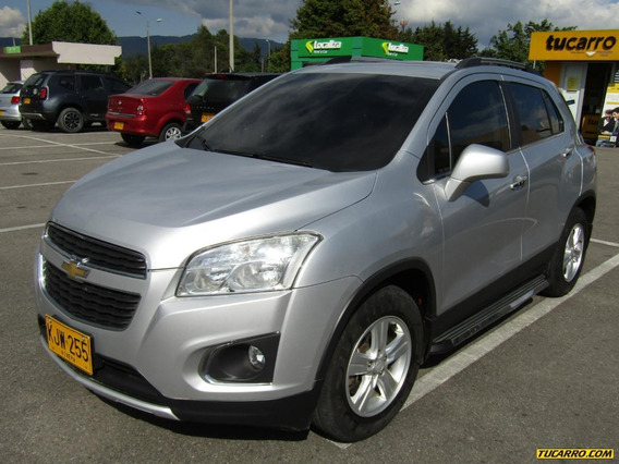 Chevrolet Tracker Lt At 1800cc Aa 4x2 Ct