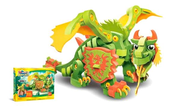 Variety Blocks Dragon 155 Piezas