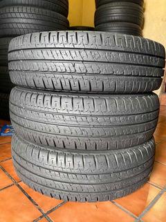 3 Llantas 185/75r16c Carga Michelin
