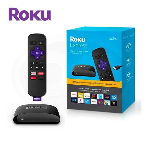 Roku Express En Español Tv Box Original (45)