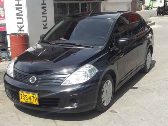 Nissan Tiida Mio 2016