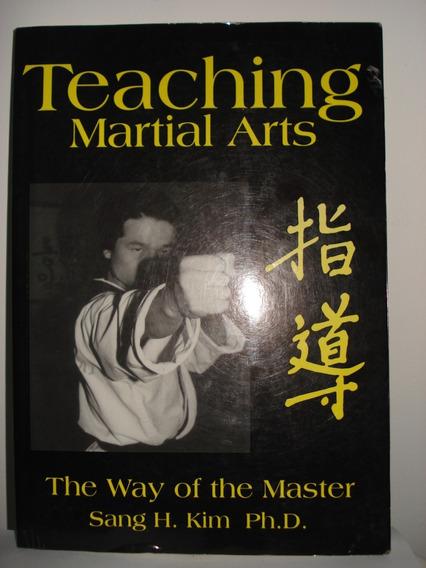 Livro Tae Kwon Do Artes Marciais The Way Of The Master Usado