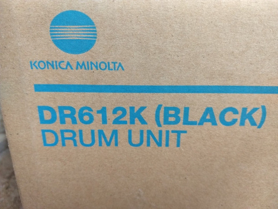 Unidade De Cilindro Black Konica C452/552/652