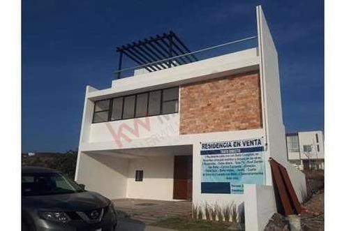 Casa En Venta En El Encino Residencial Queretaro