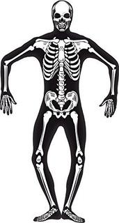 Smiffys Skeleton Glow In The Dark Segunda Piel