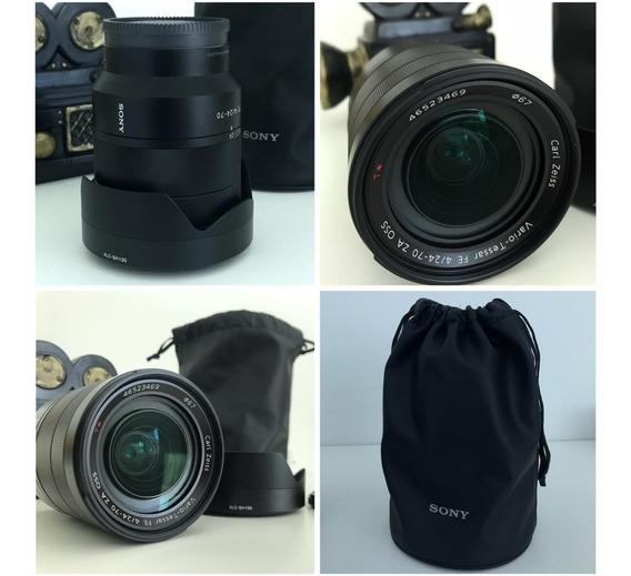 Lente Sony 24-70mm F4 Full Frame