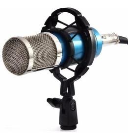 Microfone Estudio Profissional Bm800 + Aranha