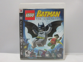 Lego Batman: The Video Game - Ps3 ¡fisico-usado!