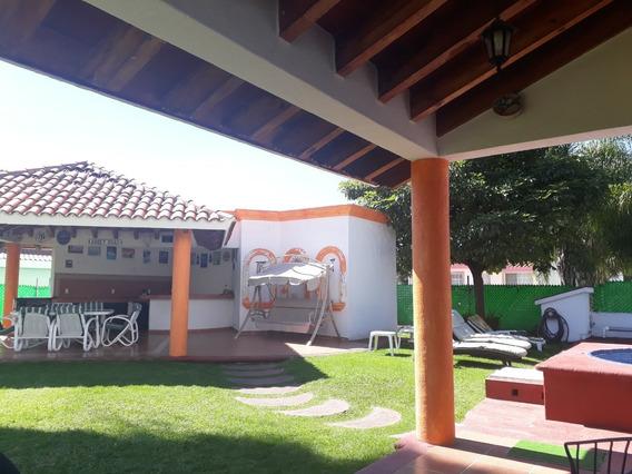 Bonita Casa Vacacional 5 Recamaras 5 Baños Lomas De Cocoyoc