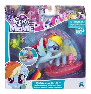 My Little Pony Deportes Acuatico Rainbow Dash Sharif Express