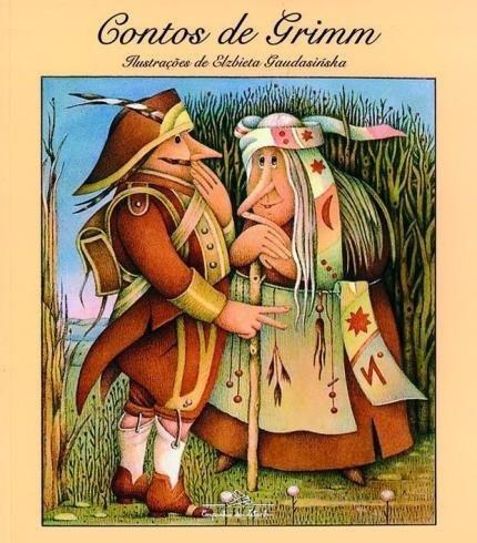 Livro Contos De Grimm Cia Das Letras