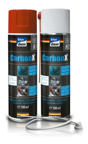 Descarbonizador De Motor Bluechem Carbon X