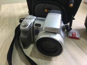 Câmera Sony Dsc-h9 Cinza
