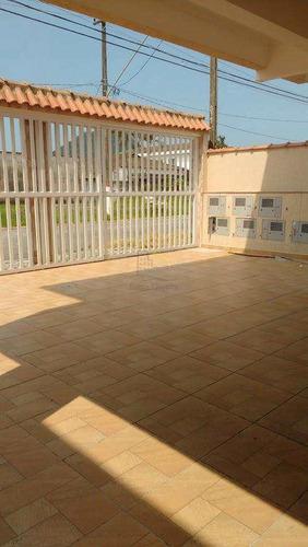 Casa De Condomínio Com 2 Dorms, Sítio Do Campo, Praia Grande - R$ 175 Mil, Cod: 1555 - V1555