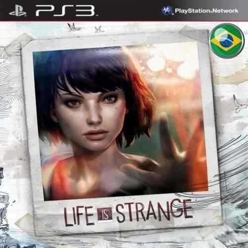 Life Is Strange Temporada Completa - Jogos Ps3 Portugues