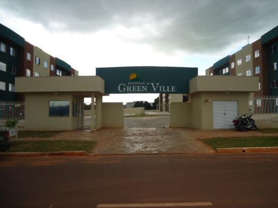 Vende Apartamento No Res. Green Ville - Umuarama - 943