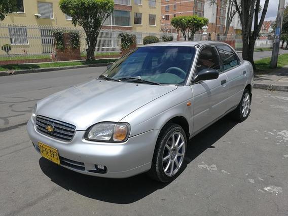 Chevrolet Esteem Mt1300cc Plata Niquel Sa Dh