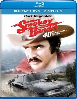 Blu-ray : Smokey And The Bandit (40th Anniversary Editio...