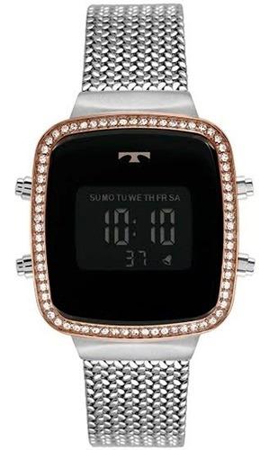Relógio Technos Feminino Trend Prata Bj3478ac/4p