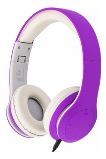 Auriculares Bluetooth Para Niños (violeta)