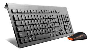 Kit Lenovo Mouse Y Teclado Inalambrico 4x30m39482