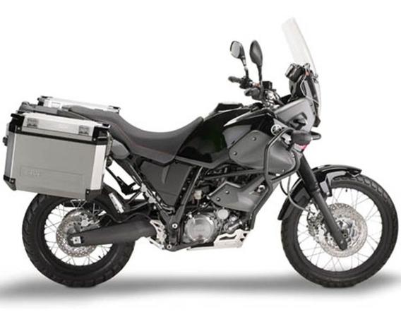 Suporte Bau Lateral Xt 660z Tenere Bau Outback Pl2105cam