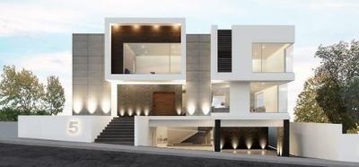 Excelente Residencia Nueva En El Fraccionamiento Prado Largo
