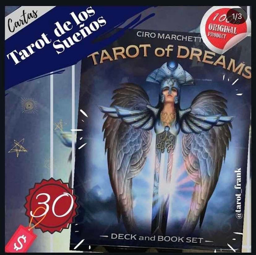 Mazo De Tarot Dreams Sueños