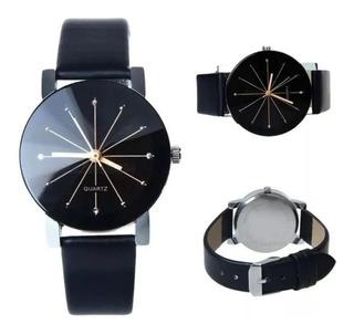 Reloj Hombre Mujer Tamaños Estrella Prisma Importado