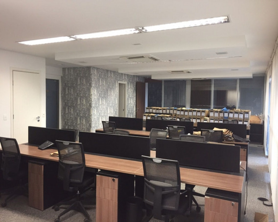 Sala Comercial Alugada 160 Mts - 2788 - 67736408