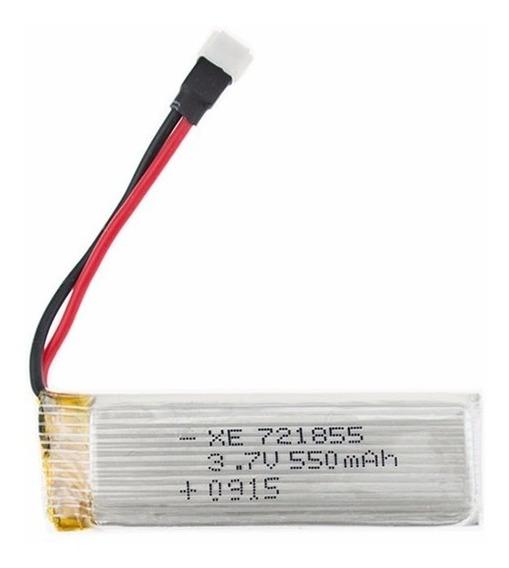 Bateria Potente 3.7v 550mah P/ Drone Wltoys V930