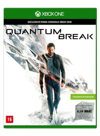 Quantum Break - Xbox One - Lacrado