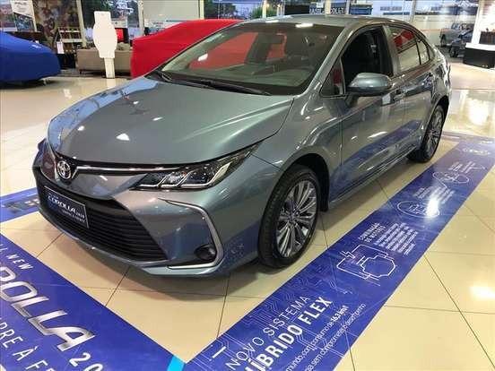 Toyota Corolla 2.0 Vvt-ie Flex Xei Direct Shift 2020