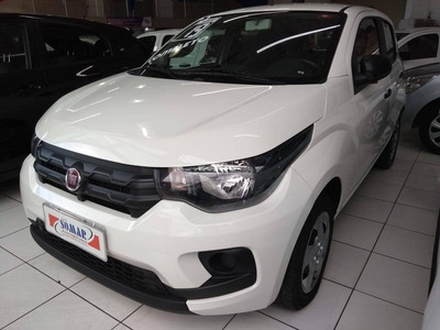 Fiat Mobi 1.0 Evo Flex Like. Manual Sem Entrada Uber