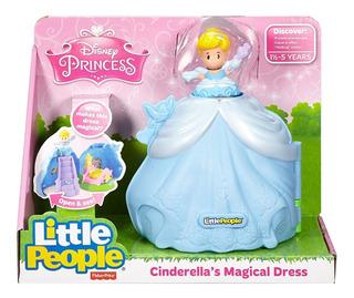 Fisher Price Disney Princesas Cinderella Magical Dress Ofert
