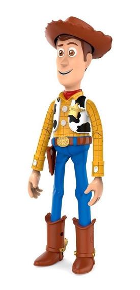 Toy Story Boneco Xerife Woody Com Som Original 38191 Toyng