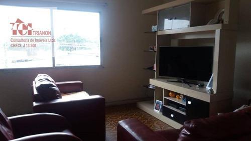 Imagem 1 de 12 de Apartamento Com 2 Dormitórios À Venda, 94 M² Por R$ 320.000,00 - Paraíso - Santo André/sp - Ap2674