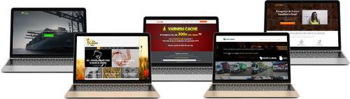Criação De Sites Personalizados