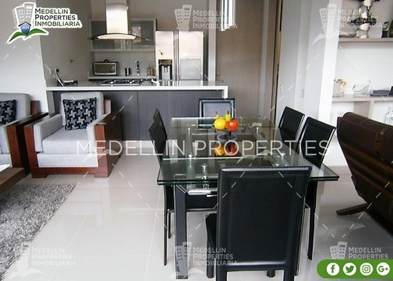 Furnished Apartment For Rental Envigado Cód: 4617