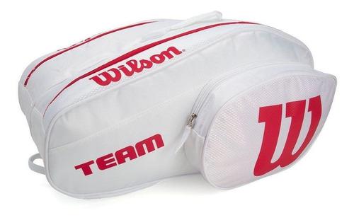 Bolsa De Beach Tennis E Padel Wilson Especial Team Térmica