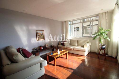 Apto 2 Dorm, 1 Suite, Canal 02, Stos/sp -$ 480 Mil - V1687