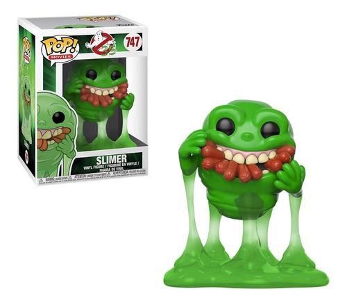 Funko Pop Figura Ghost Slimer Int 39333 Original Wabro