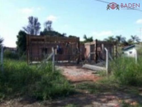Imagem 1 de 10 de Chacara Residencial Em Campinas - Sp, Loteamento Chácaras Vale Das Garças - Ch00037