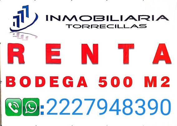 Bodega Comercial, 500 M², Totalmente Remodelada