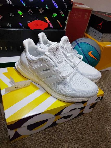 adidas Ultraboost 2.0 - Triple White (branco 42)