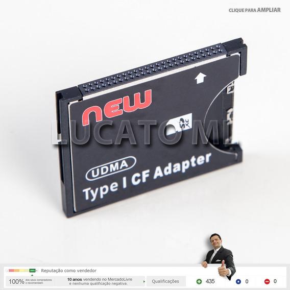 Adaptador Conversor Sd Wifi Para Compact Flash Cf1 Tipo 1 Ap
